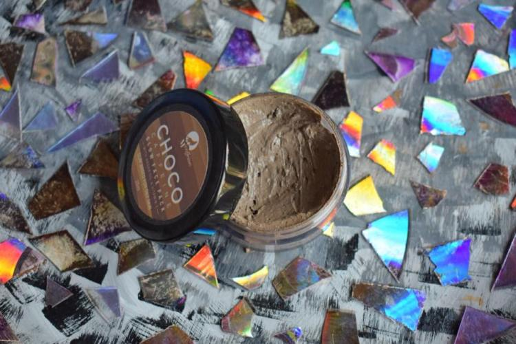 MCaffeine Choco Caffeine Glow Face Mask